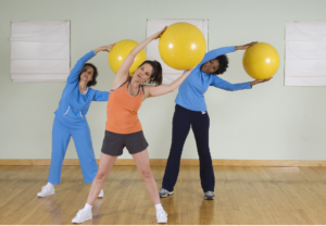 Cox flextion distraction technique gave these people relief from their chronic pain.