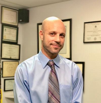 Chiropractor Dr. David Kulla