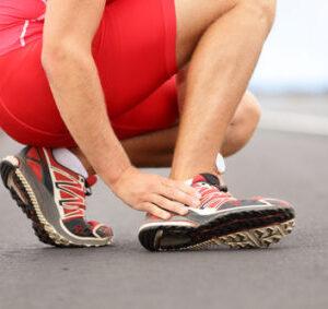 runner, foot orthotics