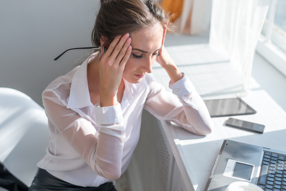 Chiropractic care can help with headaches