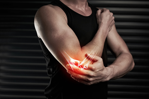 elbow pain, tennis elbow, golfers elbow