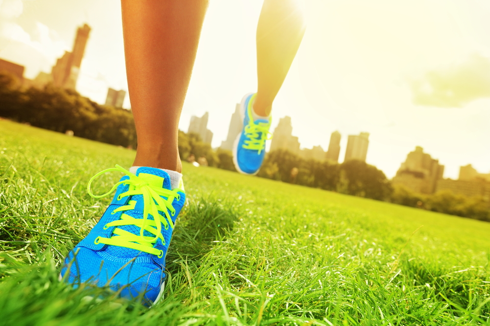 Choosing the best running shoe